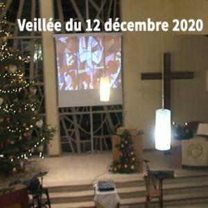 Veillée du 12 décembre 2020